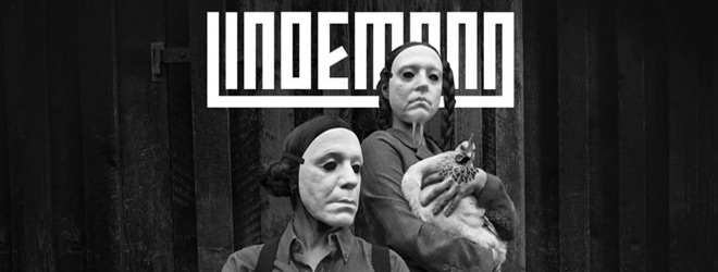 lindemann f m slide - Lindemann - F & M (Album Review)