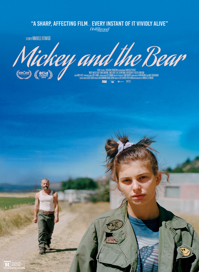 mickey and the bear poster - Mickey and the Bear (Movie Review)