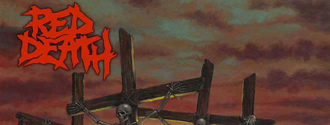 red death slide - Red Death - Sickness Divine (Album Review)