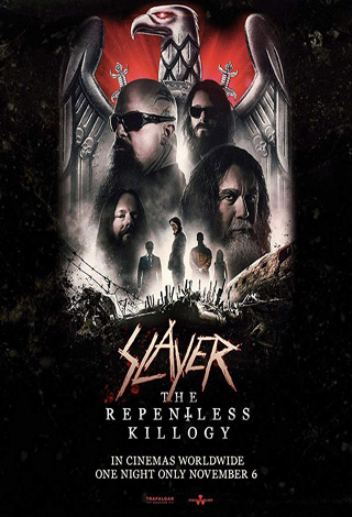 repentless slayer - Interview - Caroline Williams