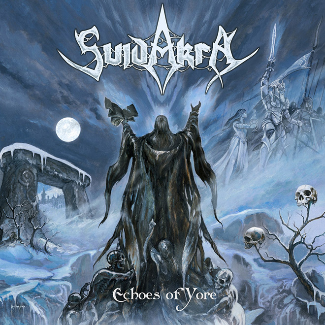 suidakra echoes of yore - Suidakra - Echoes of Yore (Album Review)