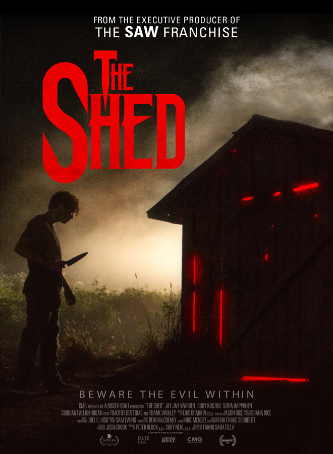 the shed poster - The Shed (Movie Review)