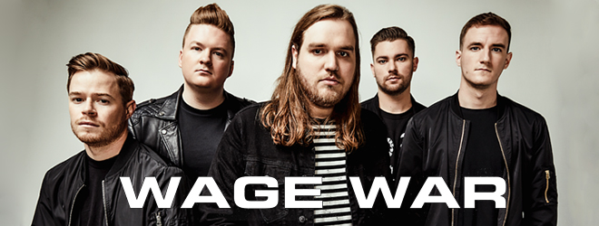 wage war slide - Interview - Briton Bond of Wage War