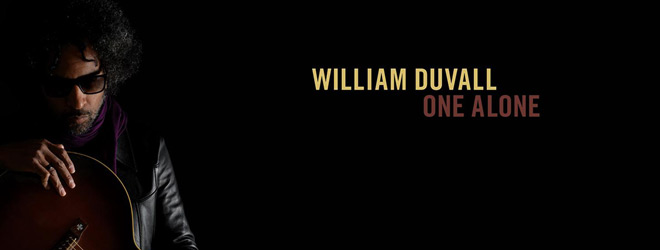 william duvall slide - William DuVall - One Alone (Album Review)