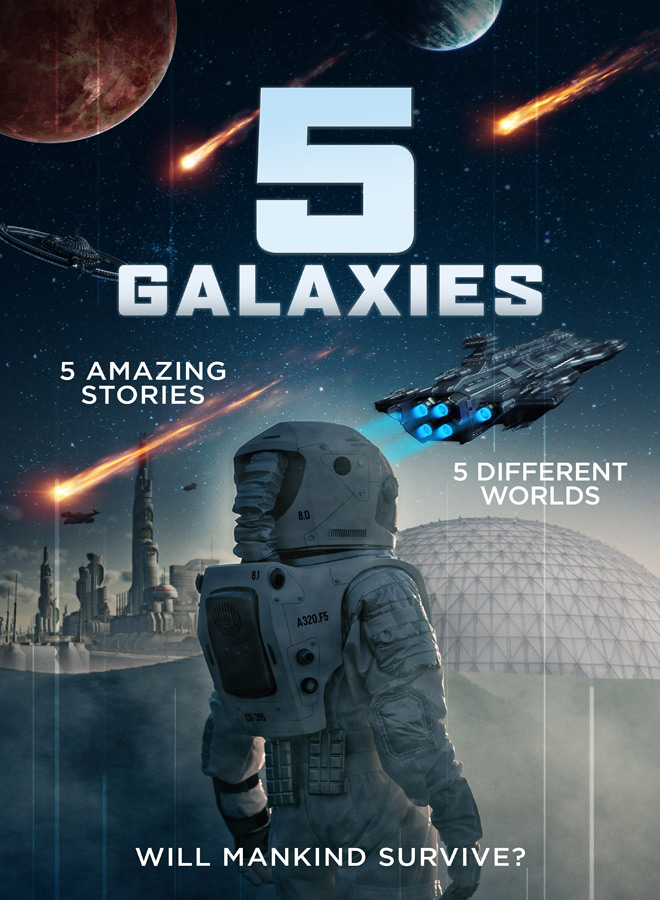 5 galaxies poster - 5 Galaxies (Movie Review)