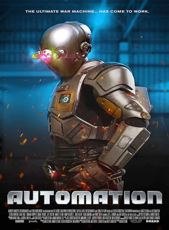 automation poster - Automation (Movie Review)
