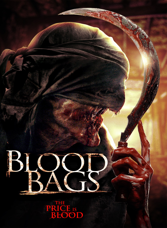 blood bags poster - Blood Bags (Movie Review)