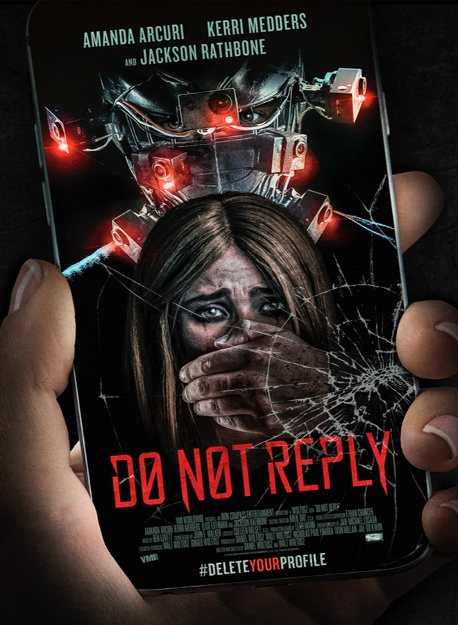 do not reply poster - Do Not Reply (Movie Review)