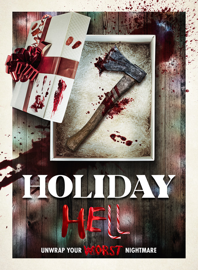 holiday hell poster - Holiday Hell (Movie Review)