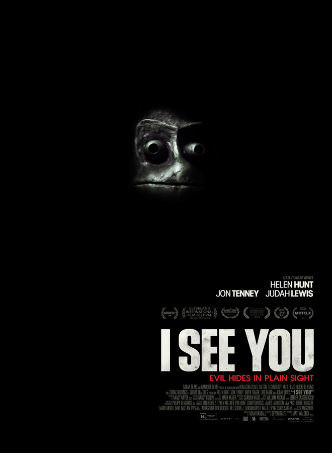 i see you poster - I See You (Movie Review)