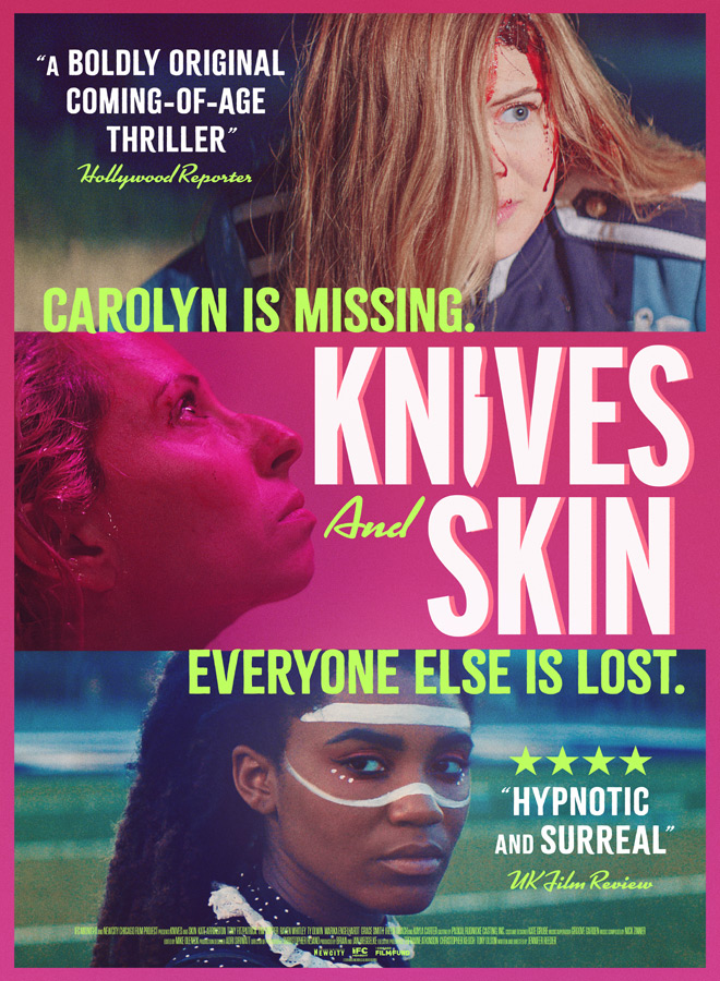 knives and skin poster - Knives and Skin (Movie Review)