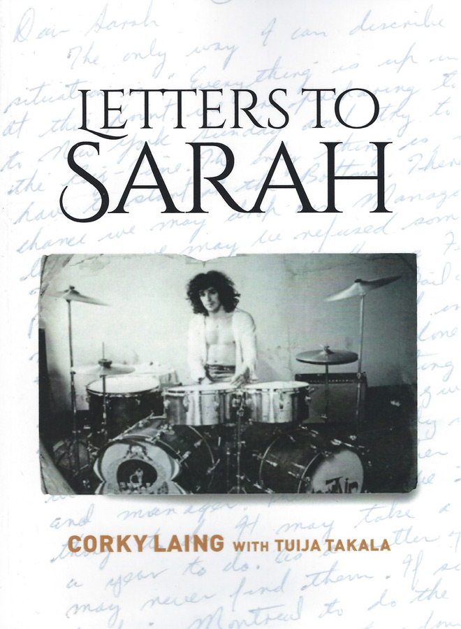 letters to sarah - Interview - Corky Laing of Mountain