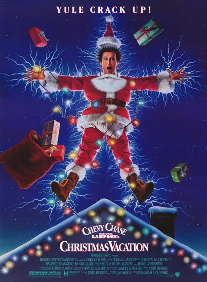 national poster - National Lampoon's Christmas Vacation - 30 Years of Laughs