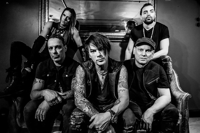 stabbing dead and gone ep promo - Stabbing Westward - Dead and Gone (EP Review)