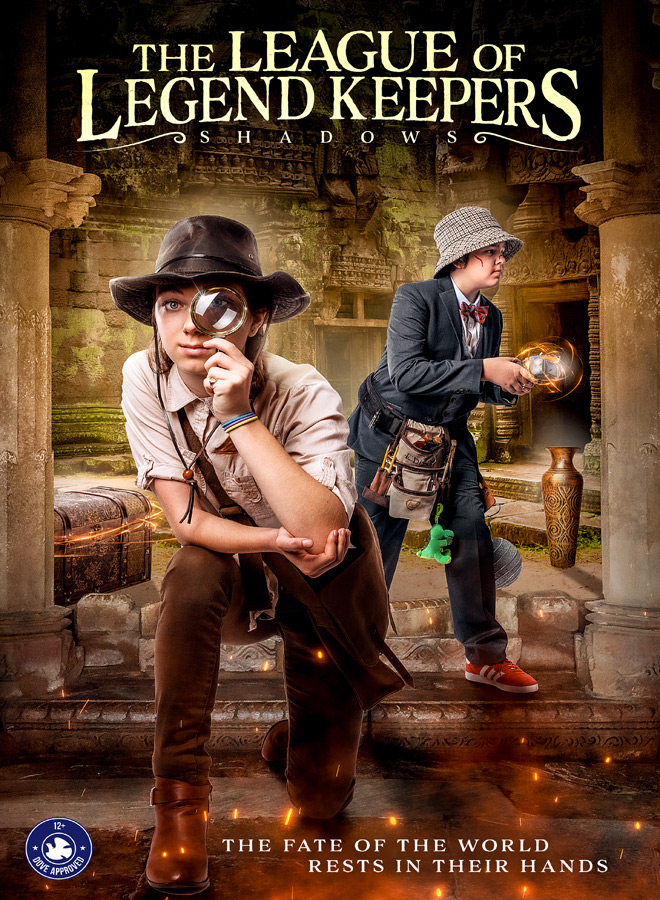 the league poster - The League of Legend Keepers: Shadows (Movie Review)
