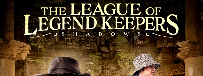 the league slide - The League of Legend Keepers: Shadows (Movie Review)