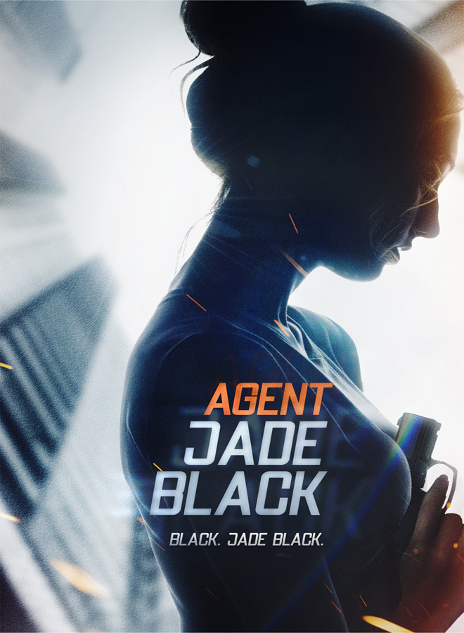 agent jade black poster - Agent Jade Black (Movie Review)