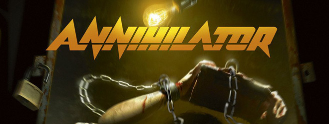 annihilator slide - Annihilator - Ballistic, Sadistic (Album Review)