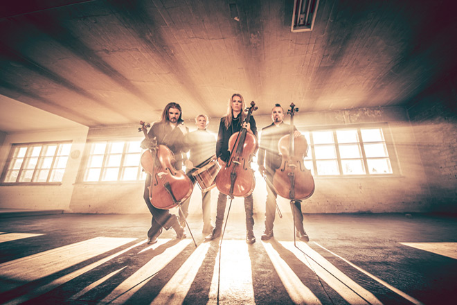 apocal promo - Apocalyptica - Cell-O (Album Review)