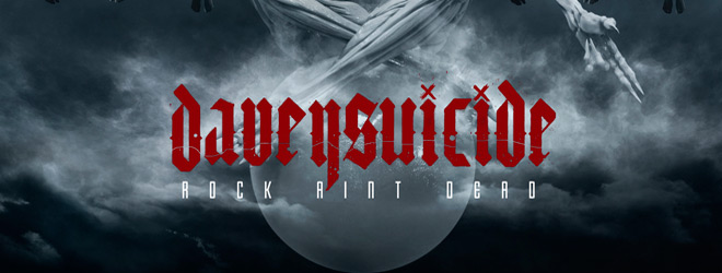 davey suicide slide - Davey Suicide - Rock Aint Dead (Album Review)
