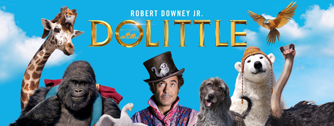 dolittle slide - Dolittle (Movie Review)