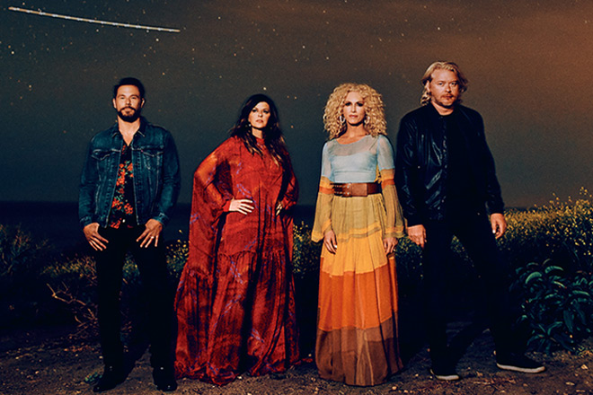 little big town promo - Little Big Town - Nightfall (Album Review)