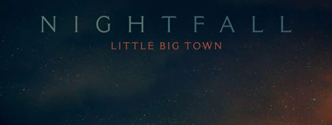 little big town slide - Little Big Town - Nightfall (Album Review)