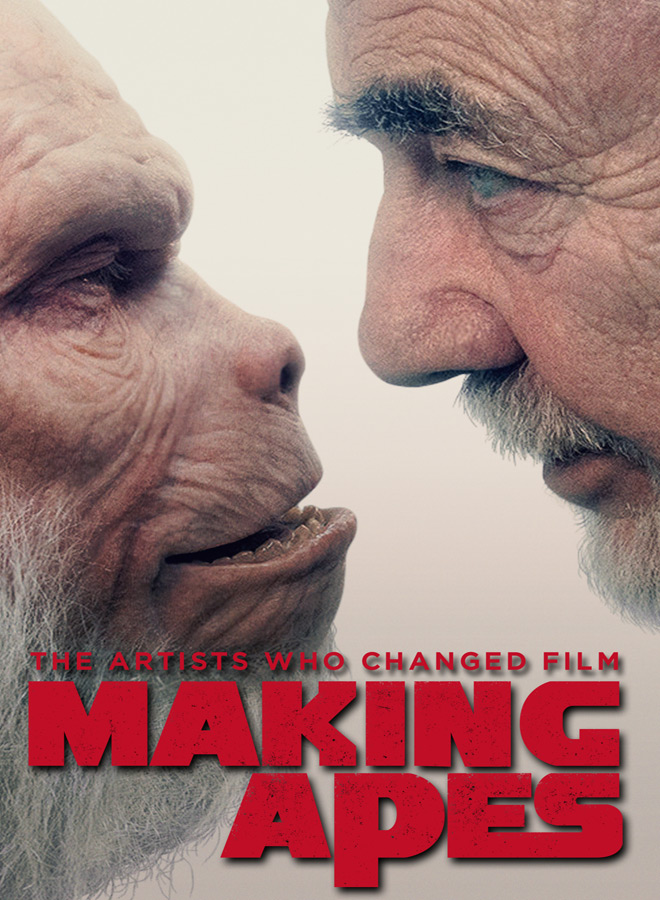 making apes poster - Making Apes: The Artists Who Changed Film (Documentary Review)