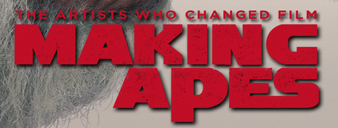 making apes slide - Making Apes: The Artists Who Changed Film (Documentary Review)
