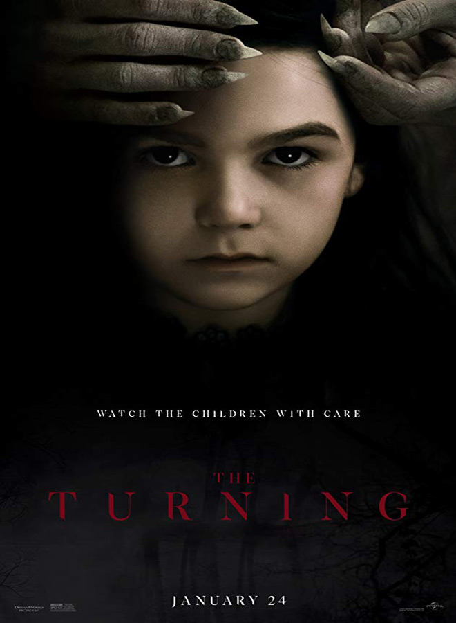 the turning poster - The Turning (Movie Review)