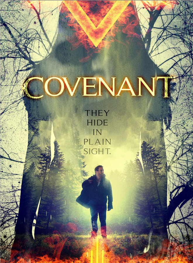 covenant poster - Covenant (Movie Review)