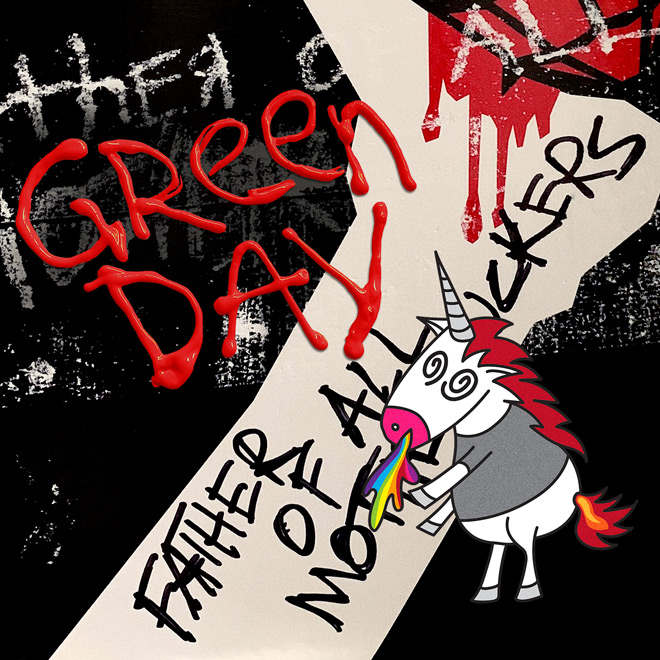 green day album - Green Day - Father of All... (Album Review)