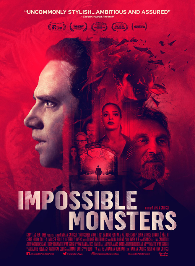 impossible monster poster - Interview - Laila Robins