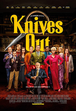 knives out - Interview - Jaeden Martell & Lia McHugh