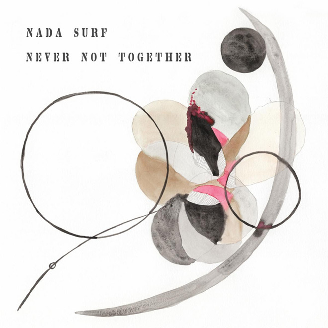 Image result for nada surf never not together