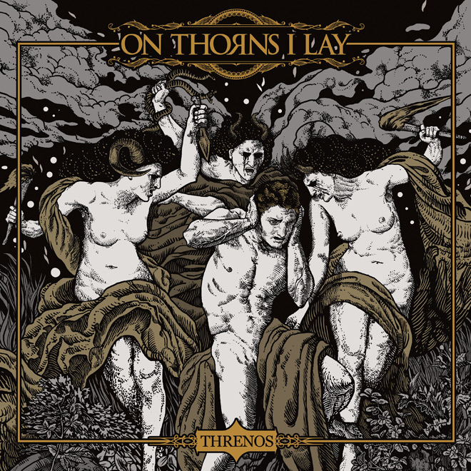 on thorns i lay - On Thorns I Lay - Threnos (Album Review)