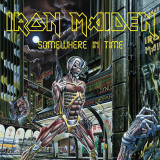 somewhere in time - Interview - Steve Harris of Iron Maiden & British Lion