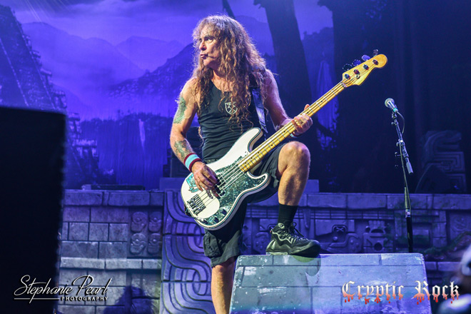 steve harris live - Interview - Steve Harris of Iron Maiden & British Lion