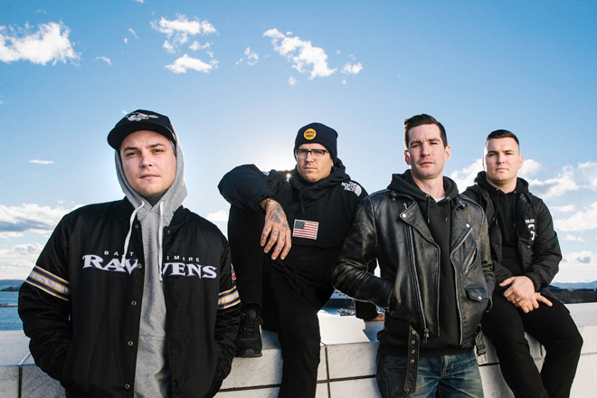 the amity affliction 2020 - The Amity Affliction - Everyone Loves You... Once You Leave Them (Album Review)