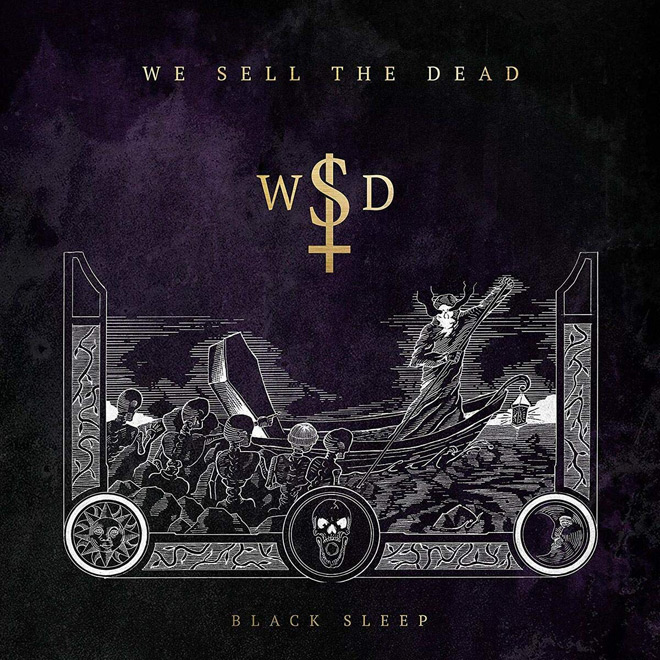 we sell the dead black sleep - We Sell The Dead - Black Sleep (Album Review)