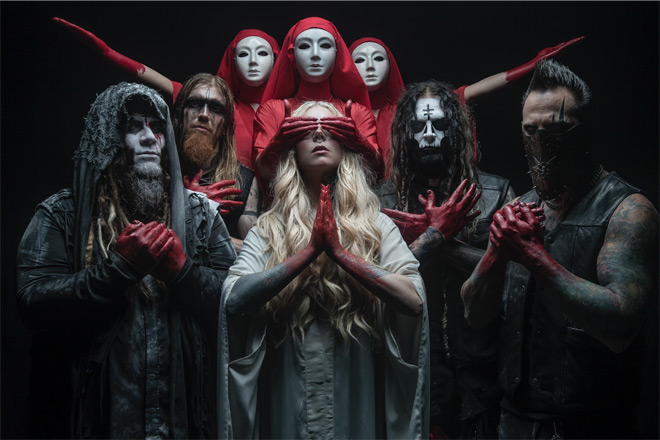 in this moment promo - In This Moment - Mother (Album Review)