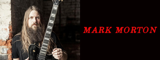 mark morton slide - Interview - Mark Morton of Lamb of God