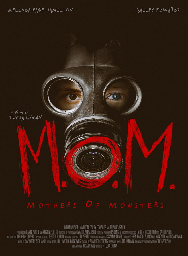 mom poster - M.O.M. (Mothers of Monsters) (Movie Review)