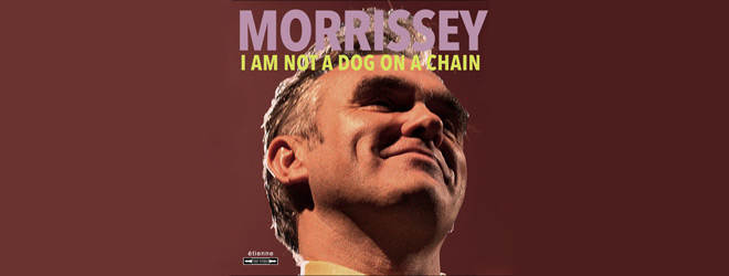 morrissey slide 2020 - Morrissey - I Am Not a Dog on a Chain (Album Review)