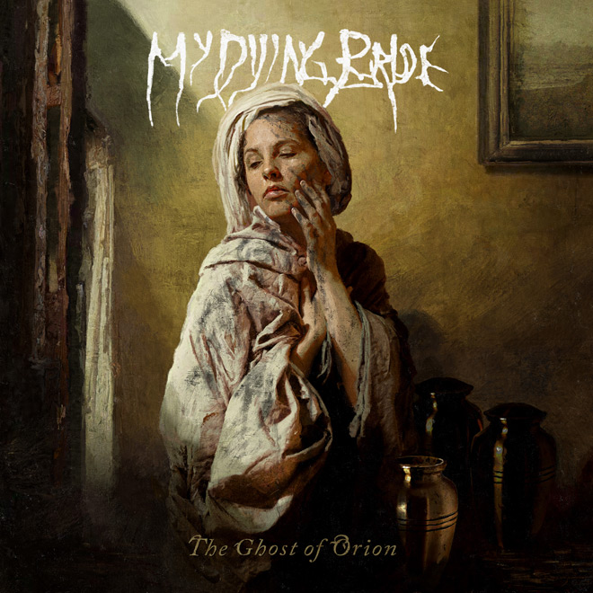 my dying bride album - Interview - Aaron Stainthorpe of My Dying Bride