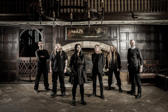 my dying bride promo 2020 - Interview - Aaron Stainthorpe of My Dying Bride