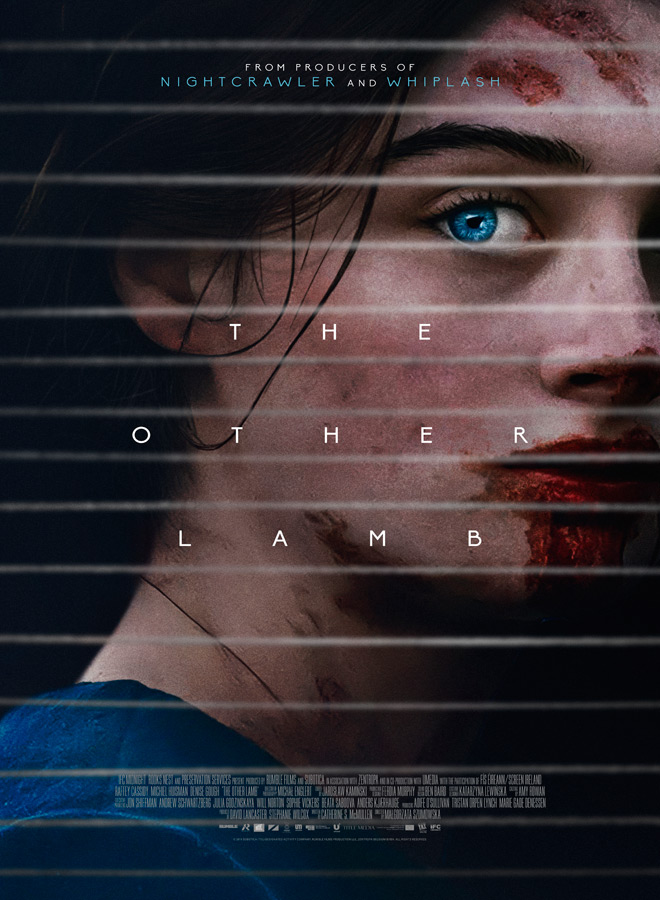 other lamb poster - The Other Lamb (Movie Review)