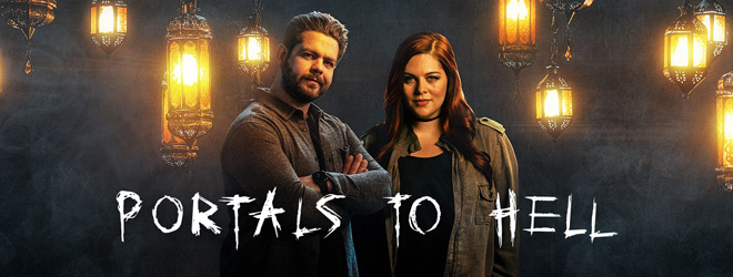 portals to hell slide - Interview - Jack Osbourne & Katrina Weidman