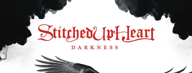 stitched upslide - Stitched Up Heart - Darkness (Album Review)