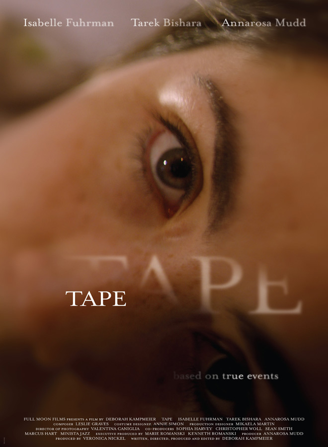 tape poster - Tape (Movie Review)